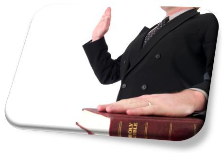 hand op die Bybel