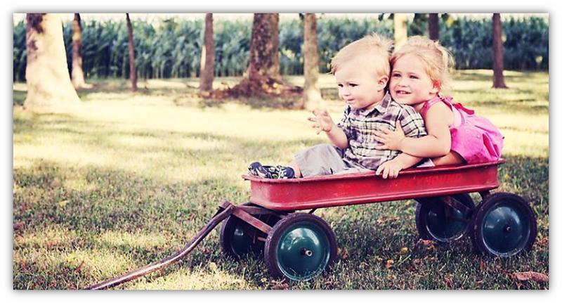 kinders liefde