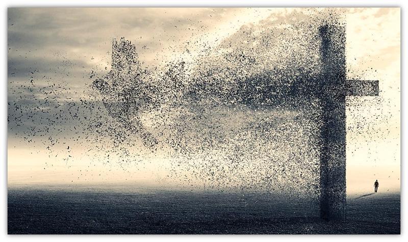 Gees en kruis