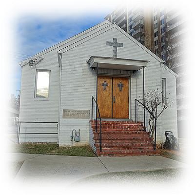 eenvoudige kerk