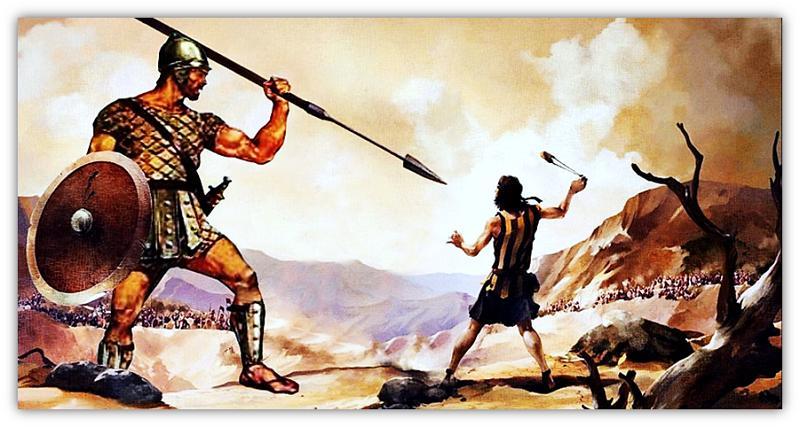 Dawid en Goliat