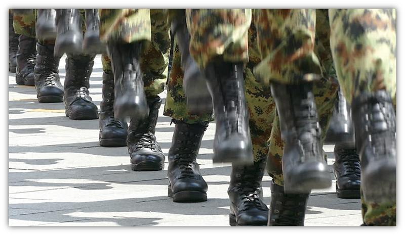 soldate in gelid