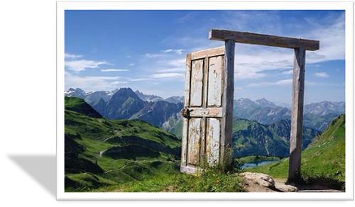 oop deur