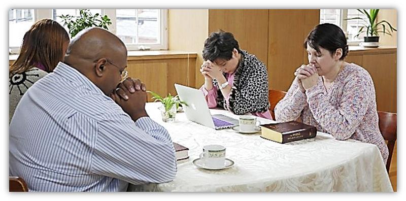 Bybelstudiegroep