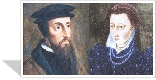 Calvyn en Idelette