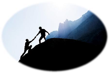 helpende hand