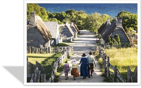 Puriteinse dorp