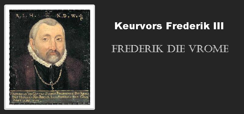 Frederik die Vrome
