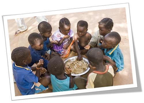 Afrika kinders