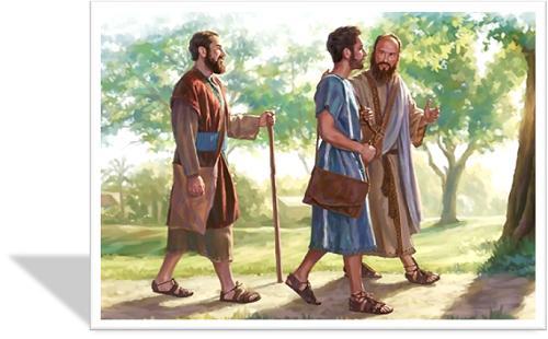 Paulus en Timoteus