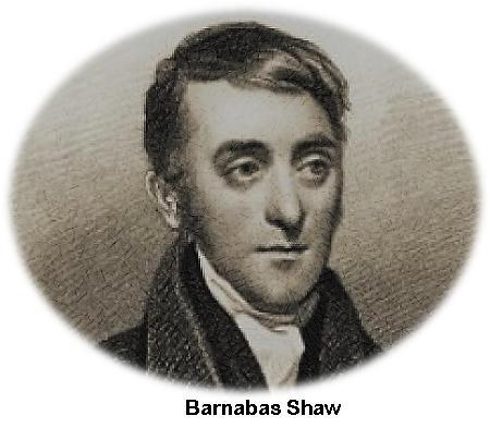 Barnabas Shaw