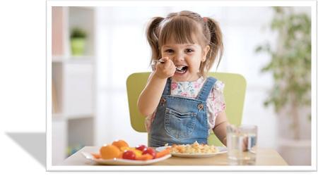 kind wat eet