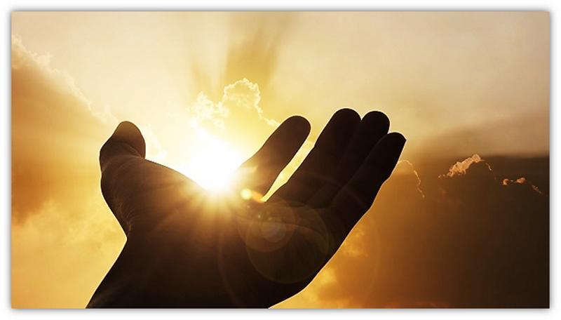hand hemel