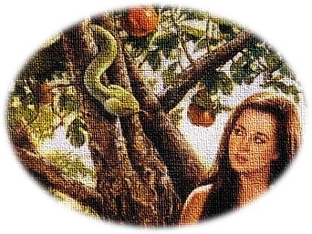 Eva en slang