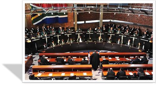 konstitutionele hof