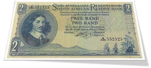 geld met van Riebeeck