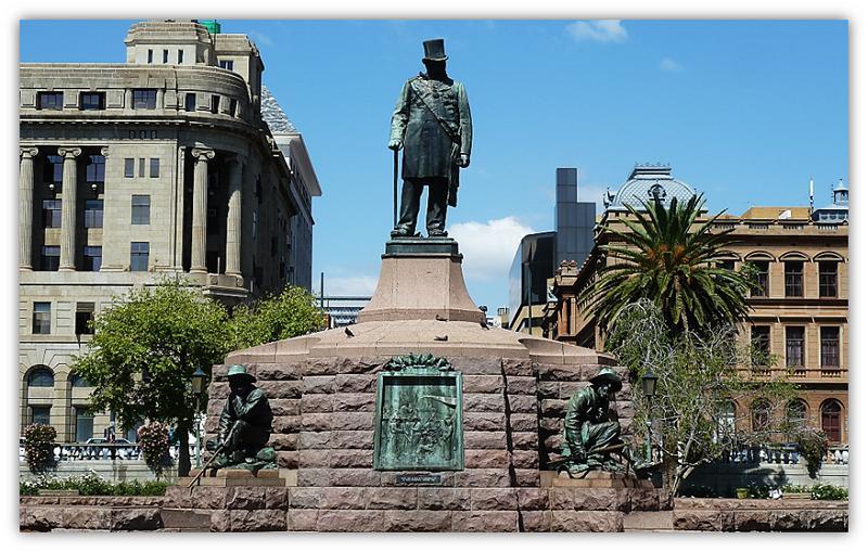 Paul Kruger standbeeld
