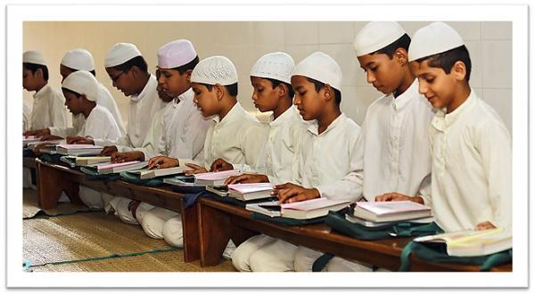lees uit Koran