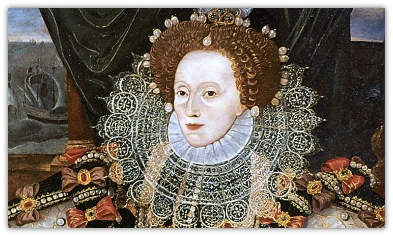 koningin elisabeth 1