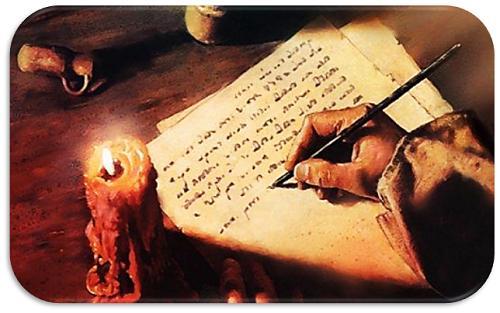 Brief skryf