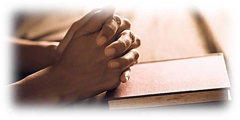 biddende hande Bybel