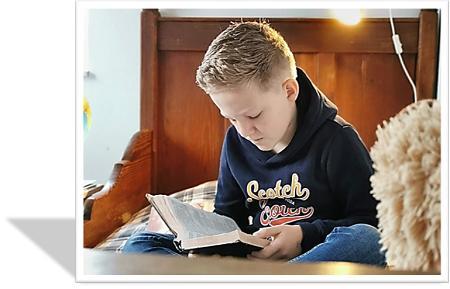 seun lees Bybel