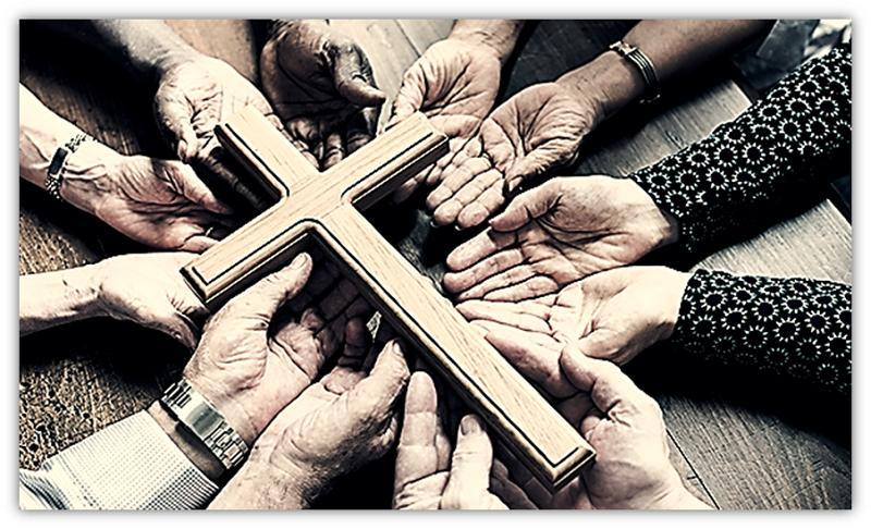 hande en kruis