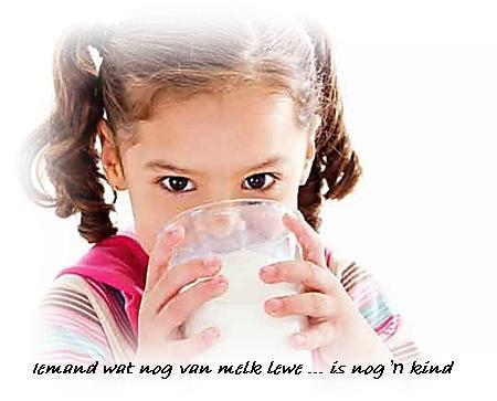 kind drink melk