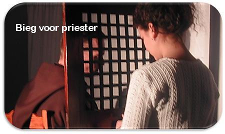 bieg voor priester